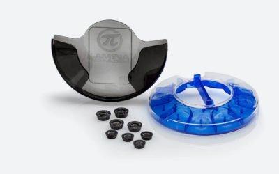 Wendeschneidplatten-Verpackung von TECNOPLAST
