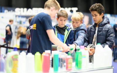Perspektive Kunststoff auf der i-Ausbildungsmesse 2019